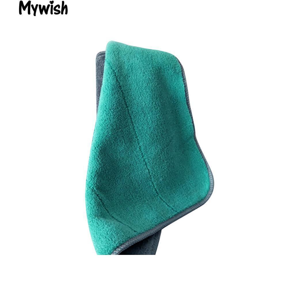 Side Hand Towel Hanging Kitchen Bathroom Drying Washcloth