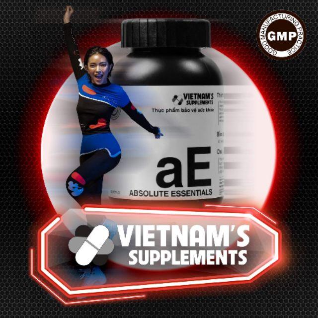 THỰC PHẨM TĂNG SỨC ĐỀ KHÁNG BỔ SUNG VITAMIN- Absolute Essentials Vietnam Supplements
