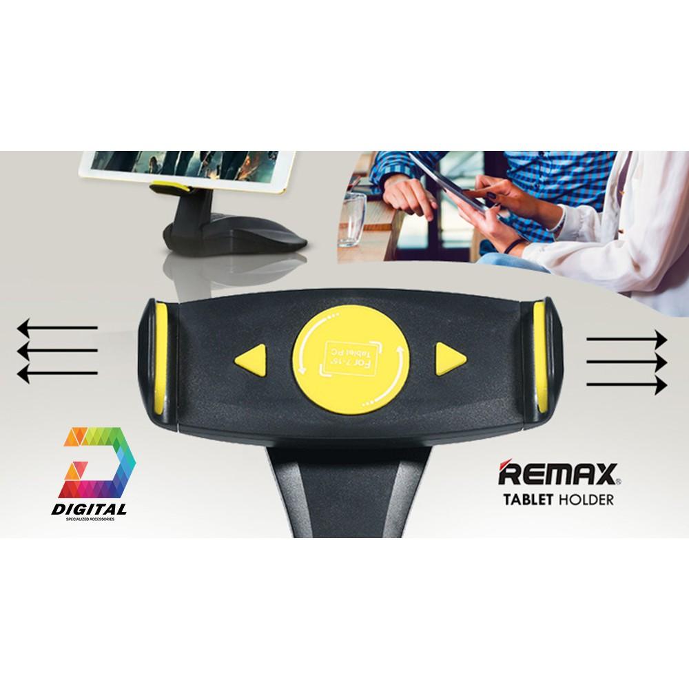 Giá Đỡ iPad, Máy Tính Bảng Remax C16 Xoay 360 Độ