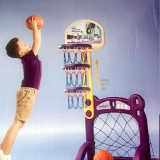 Bộ đồ chơi bóng rổ (KM sữa pediasure)