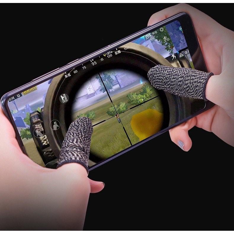 Găng tay chơi game tăng độ nhạy,chống mồ