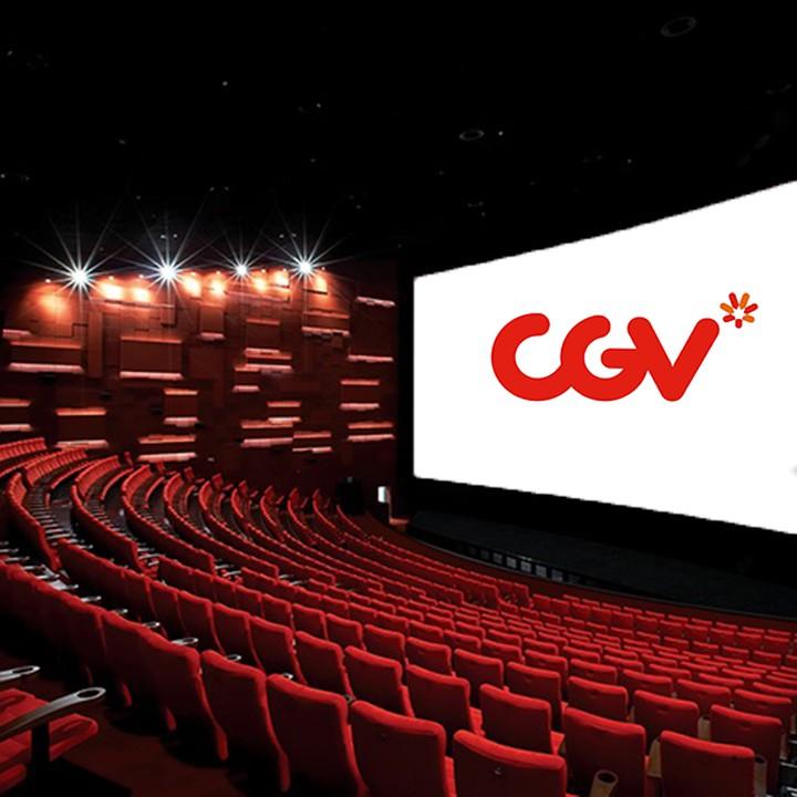 Toàn Quốc [E-Voucher] Vé xem phim 2D CGV tại Hệ thống CGV toàn quốc - Áp dụng tất cả các ngày trong tuần và ngày lễ (DT)