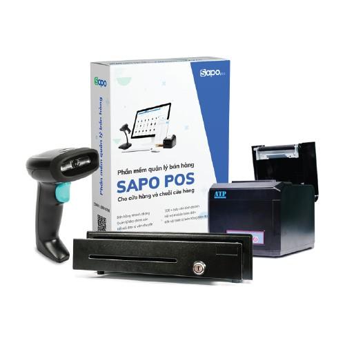 Trọn bộ thiết bị bán hàng pro Giá chỉ 10.396.000₫