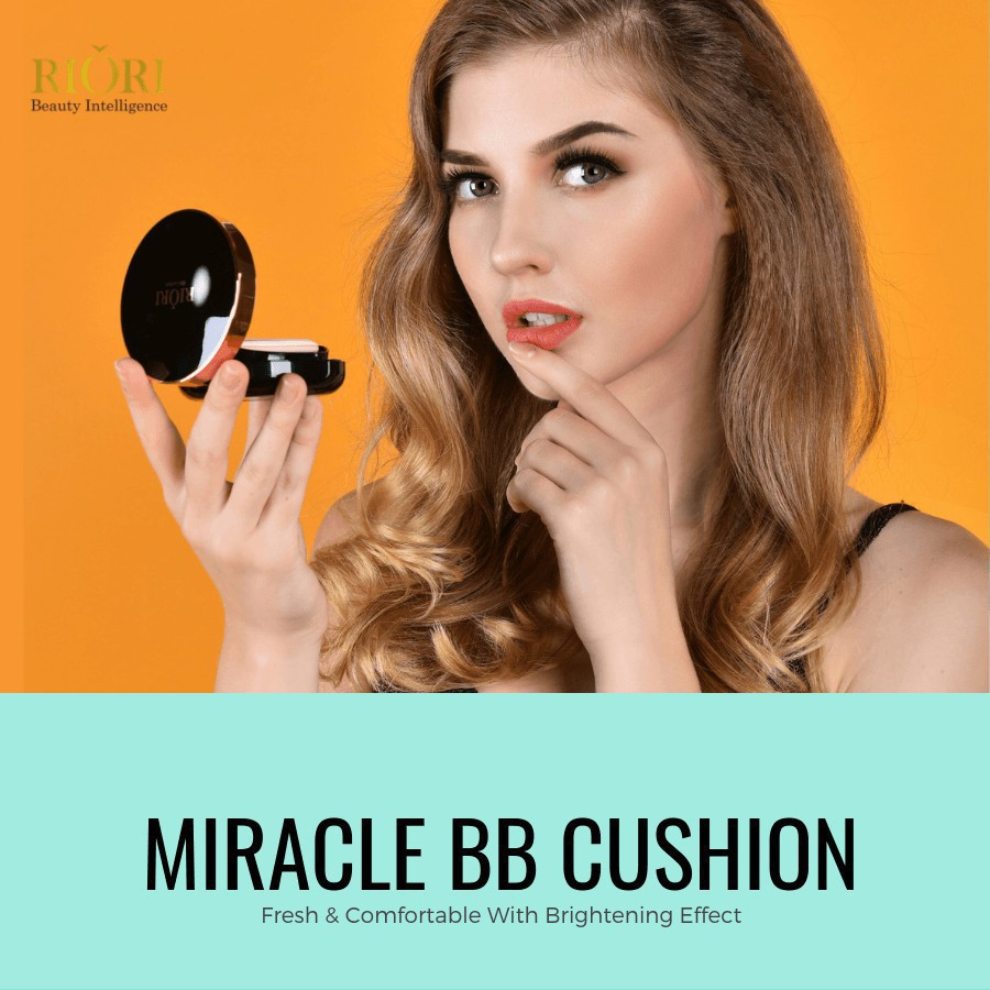 Phấn Nước Cushion ❤ BB Cushion RIORI