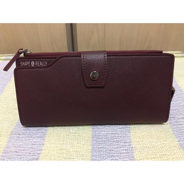 กระเป๋าตัง 3 พับ งานเกาหลี มือสอง