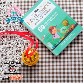 Chuông nhạc Montessori – Bản CHUẨN| Đồ chơi cho bé 3-4 tháng tuổi