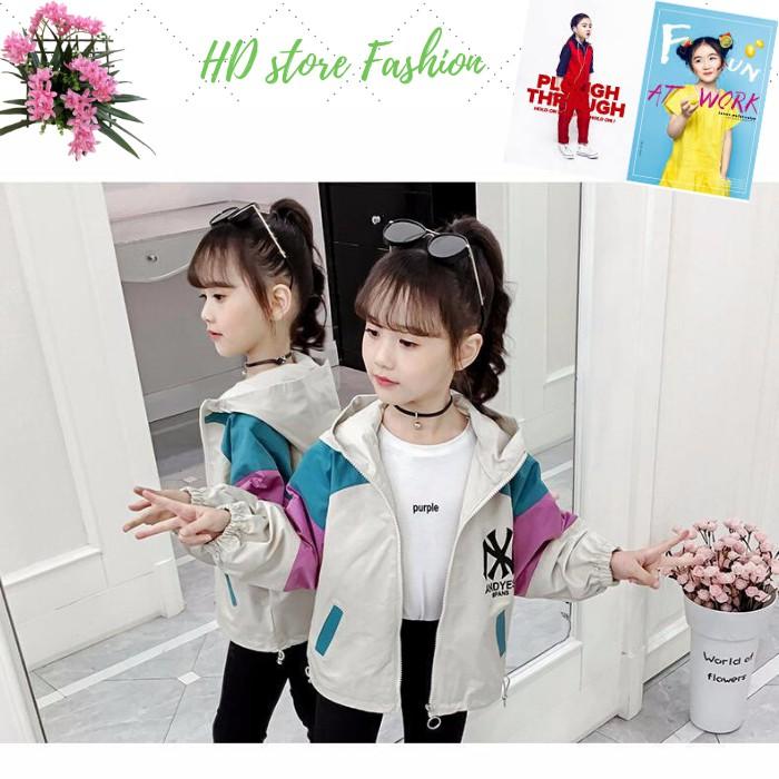 áo khoác bé gái , áo khoác cho bé Unisex từ 5 đến 14 tuổi D30