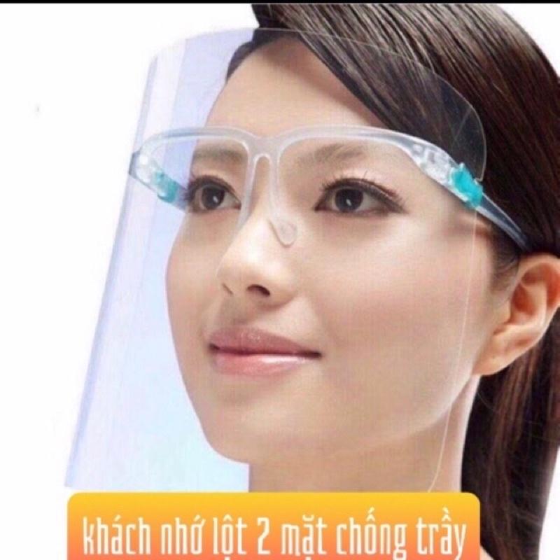 Combo 50 Kính phòng dịch chống giọt bắn bảo vệ sức khỏe (sỉ 4.5k/1 kính)