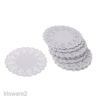 250pcs Paper Lace Doilies 4.5″ Wedding Party Decorations Doily Favors