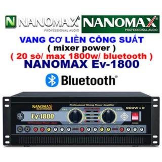 AMPLY LIỀN VANG NANOMAX Ev-1800 thumbnail