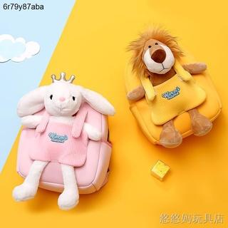 balo cho béBalo Chống Lạc Họa Tiết Hoạt Hình Dễ Thương Cho Bé 2-3 Tuổi thumbnail