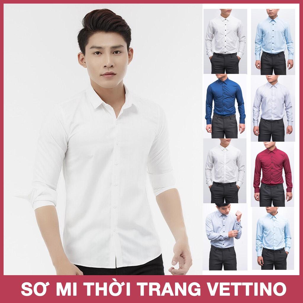 áo  sơ mi nam Trắng không nhăn SMT002- Sơ mi nam màu Trắng dáng ôm Body hàn