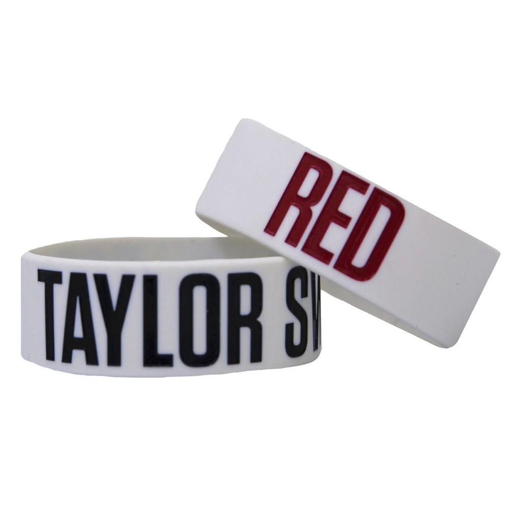 Taylor Swift - Vòng Tay RED Màu Xám