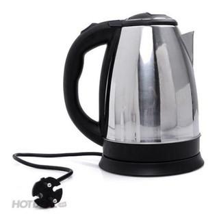 [hot trend] ấm siêu tốc mini 1l8 inox chống rỉ, bình đun nấu nước pha trà siêu nhanh