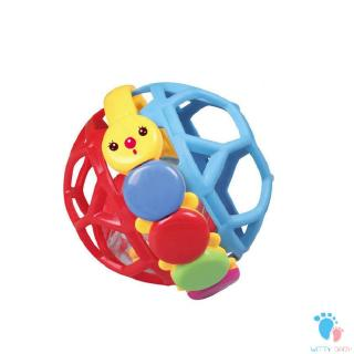 Hand Grasping Ball Toy Mini Exquisite Small Devices Children Gift Rattle Toy
