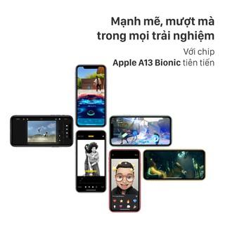 Hình ảnh Điện thoại Apple iPhone 11 64GB - Hàng Chính Hãng VN/A-1