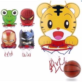 Bộ bóng rổ treo tường cho trẻ em (Có kèm bóng)