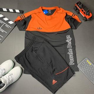 Bộ thể thao nam, quần áo tập gym nam