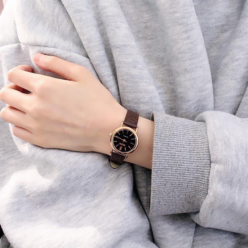 Đồng hồ nam nữ thời trang Minaki đẹp rẻ DH47 tiện dụng