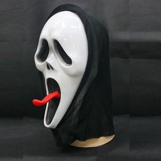 Mặt nạ ma le lưỡi |shopee. Vnmockhoa55