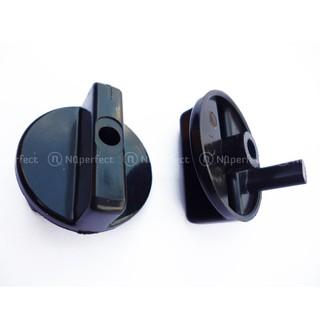Núm/nút bếp gas du lịch (bếp mini) Namilux NA-161PF / NA-157PF.. lỗ 7mm chính hãng giá sỉ [chốt trong]