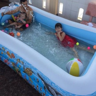 [SHOCK] _Bể bơi cỡ lớn kt 1m8 hoặc 2,1m x1m50x60cm