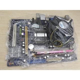 Combo main Foxconn G31 + E7200 + 2Gb + Quạt thumbnail