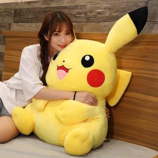 Thú Nhồi Bông Hình Pikachu Dễ Thương
