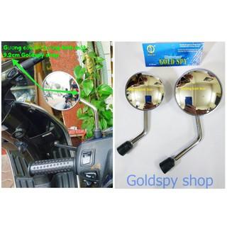 Yêu ThíchGương cầu lồi / Gương chiếu hậu xe máy Goldspy ( giá 1 chiếc)