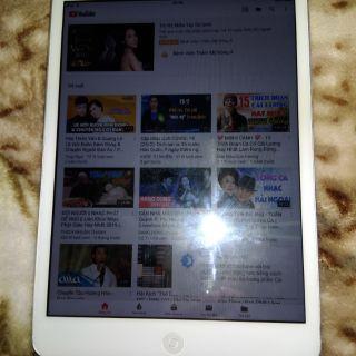 Ipad mini 1 bản wifi 4g bộ nhớ 16gb
