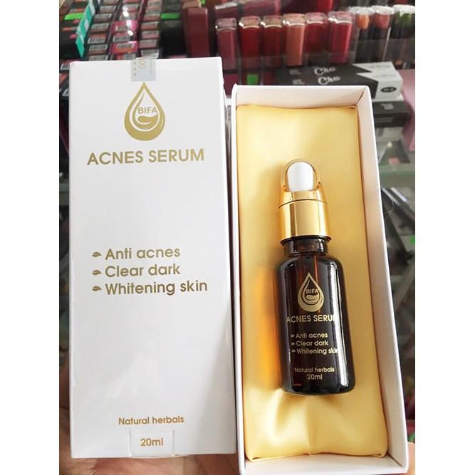 Tinh chất trị mụn BiFa Acnes Serum