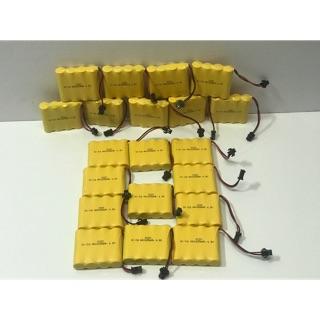 Pin sạc xe đồ chơi điều khiển NICD 4,8 VOL – 1600Mah