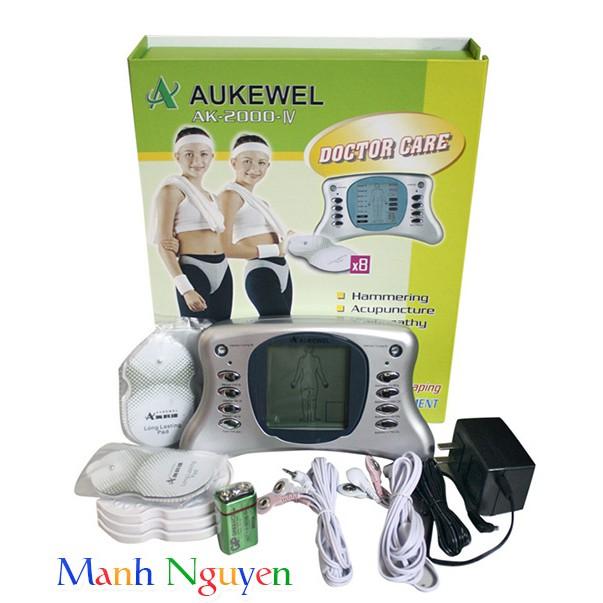 Máy massage xung điện 8 miếng dán chính hãng Đức