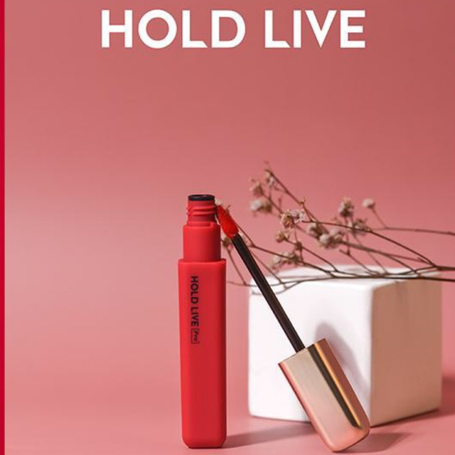 Son kem HOLD LIVE AIR SOFT MIST ĐỎ