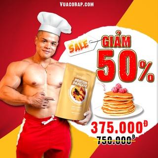 Bột làm bánh Pancake Protein BiotechUSA Túi 1Kg thumbnail