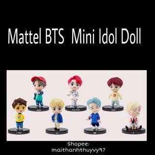 [J-Hope & RM] Mattel BTS Mini Idol Doll