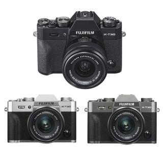 Máy Ảnh Fujifilm X-T30 Kèm Ống Kính XC 15-45mm f/3.5-5.6 OIS PZ Chính Hãng FUJIFILM