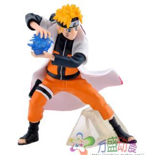 Mô hình đồ chơi nhân vật naruto set 5 cái