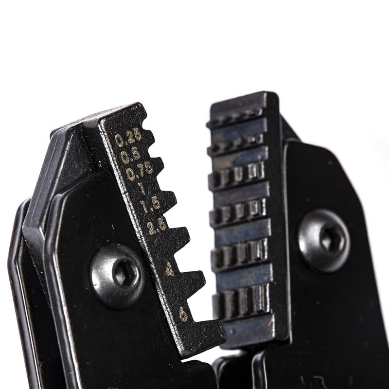 Kìm tuốt uốn dây điện đa năng tự động Asaki SN-06WF 0.25-6mm2 22-10AWG