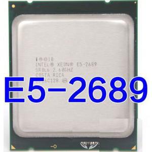 Bộ vi xử lí Intel Xeon E5-2689 (8 Nhân 16 luông)