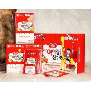 10 gói x 20ml ] Nước Hồng Sâm Baby Bio Chính Hãng Hàn Quốc giảm chỉ còn  205,000 đ