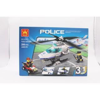 ĐỒ CHƠI – Xếp hình Lego Máy bay trực thăng (3 in 1)
