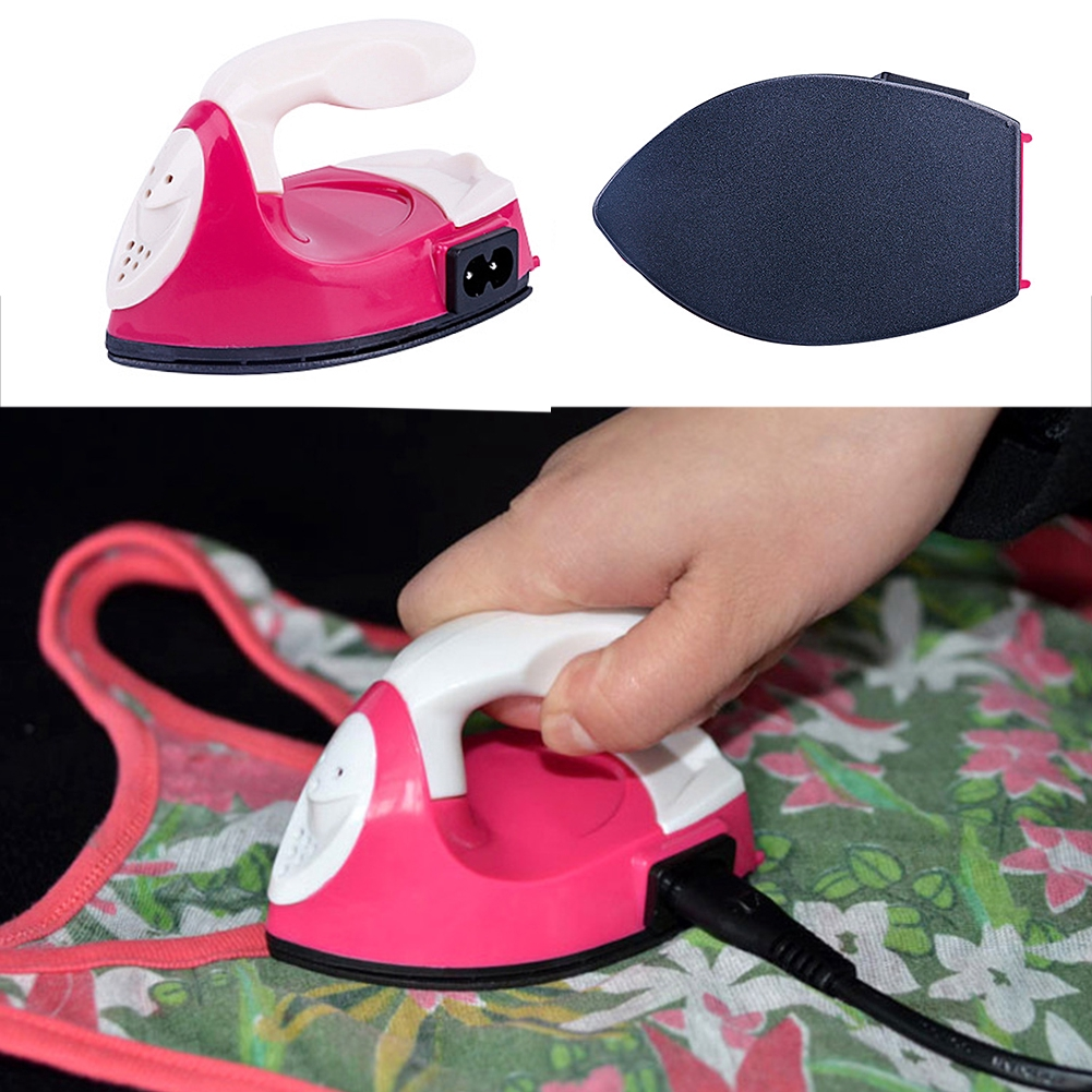 Protable Handheld Steam Household Electric Iron Home Travel Mini US Plug Ironing Boards