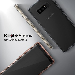 Ốp lưng chống sốc hàng hiệu Ringke Fusion cho Galaxy Note 8