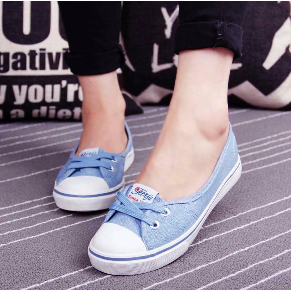 giày bệt 2 dây