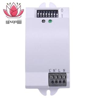 800W Microwave Smart Swtich IR Sensor Light Control 360 Degree Swtich