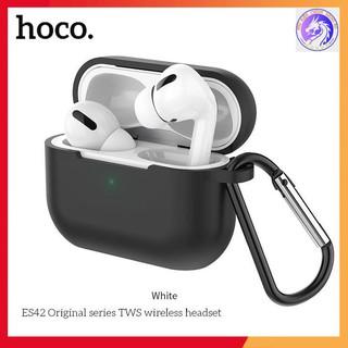 Tai Nghe True Wireless Bluetooth Âm Thanh Sống Động Hoco ES38 ES42 ES48 - Hỗ Trợ Sạc Không Dây - BH 1 Năm