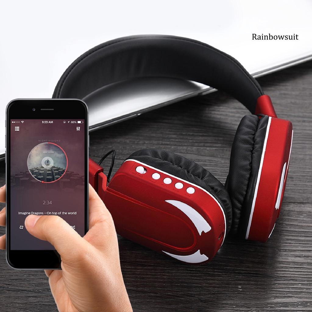 Tai Nghe Bluetooth 4.1 Không Dây Rb- Bs77 Cho Điện Thoại