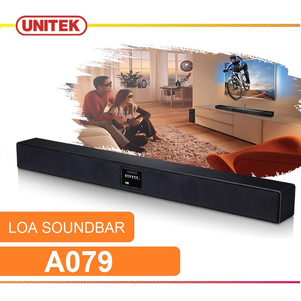 Loa thanh Soundbar 5.1 Bluetooth CAO CẤP A079