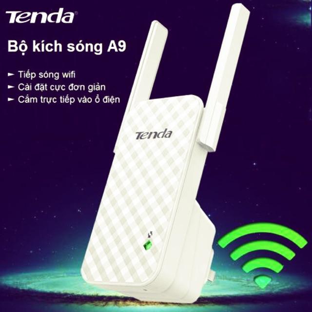 Bộ kích mở rộng sóng Tenda A9 - 3038014 , 1061647421 , 322_1061647421 , 200000 , Bo-kich-mo-rong-song-Tenda-A9-322_1061647421 , shopee.vn , Bộ kích mở rộng sóng Tenda A9